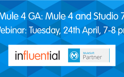 Mule 4 GA: MuleSoft Mule 4 and Studio 7 Webinar